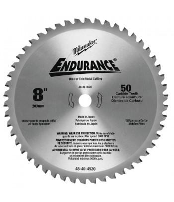Diskas metalui 203x15,87x50z