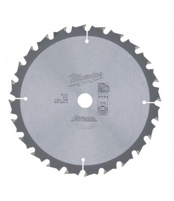 Diskas medžiui 165x15,87x24z