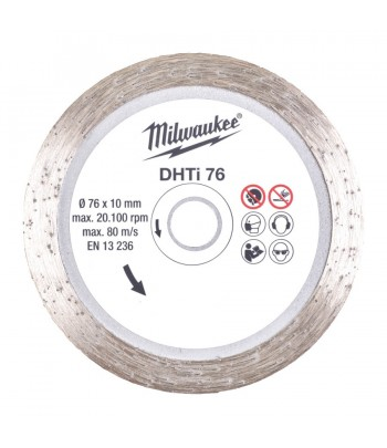 MILWAUKEE DHTS 76 mm